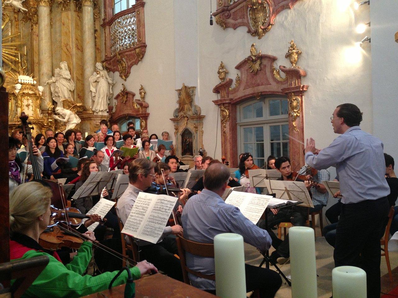 Bruckner Messe